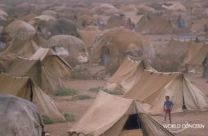 humanitarian aid in Darfur