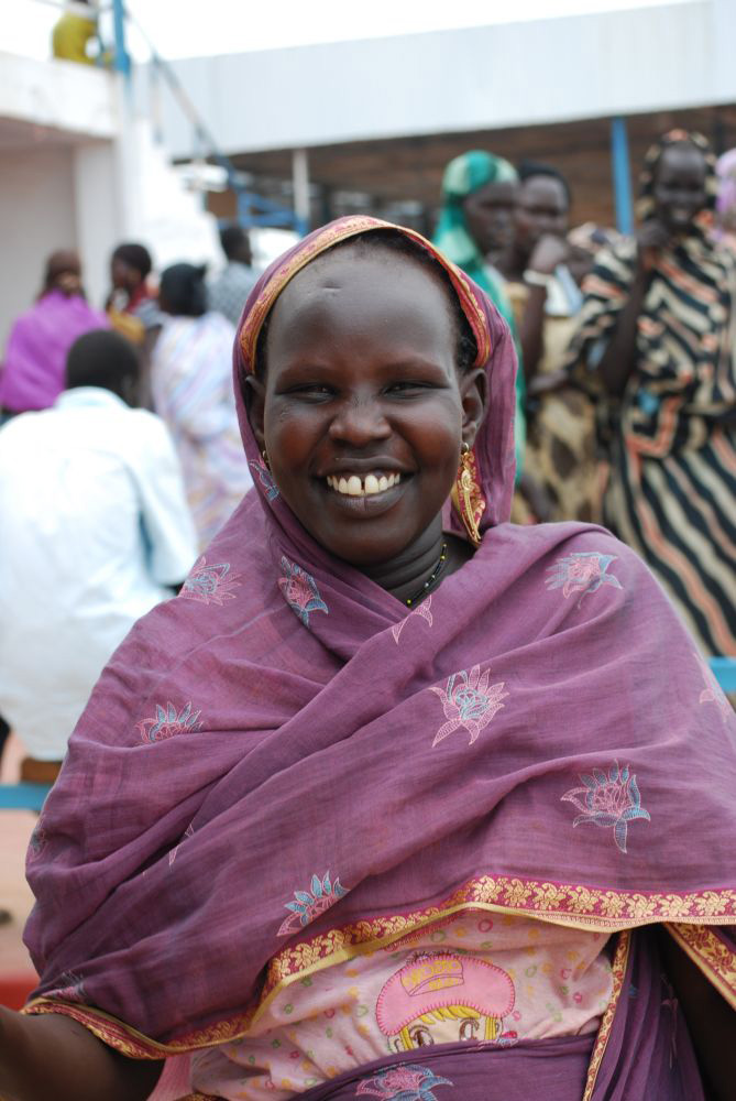 Signs of hope in South Sudan