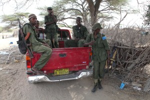 Somali TFG soldiers