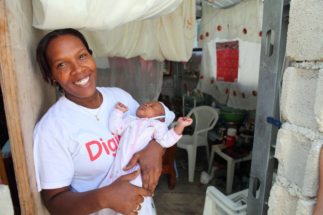Witnessing the transformation two years after the Haiti earthquake