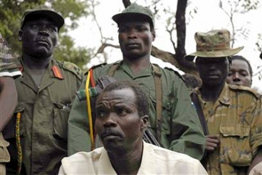 Joseph Kony and the LRA.