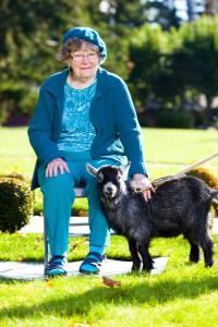 Jean Myrick, Global Gift Guide donor