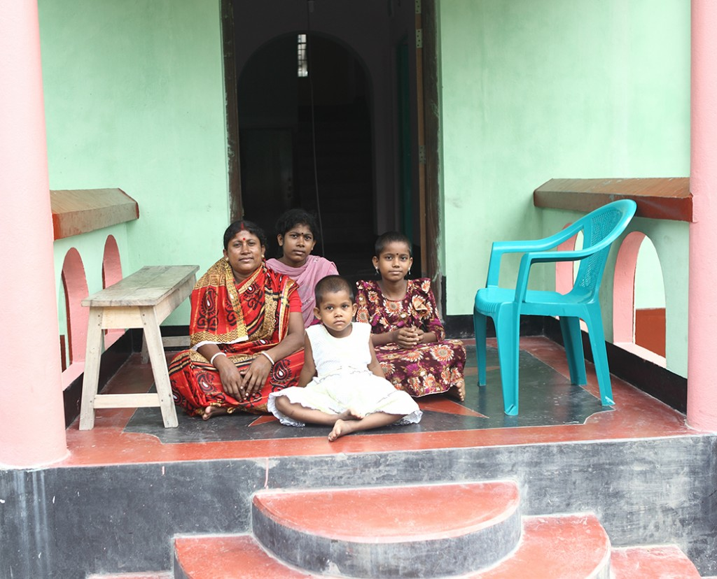 Microcredit - homeowner