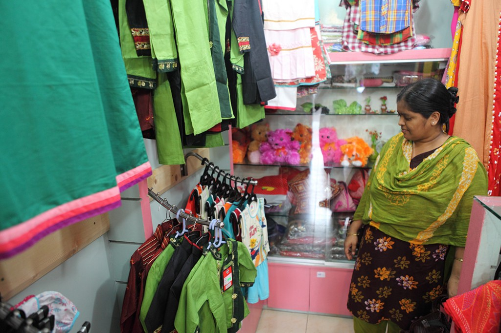 World Concern Dhaka showroom - microcredit