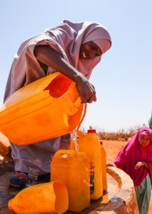 You can help mothers provide clean water to their children.