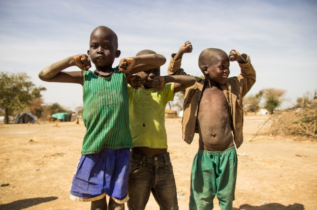 Helping South Sudan Move Forward