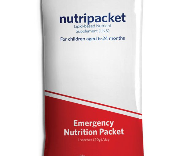 What's Inside This Packet Will Save a Child's Life