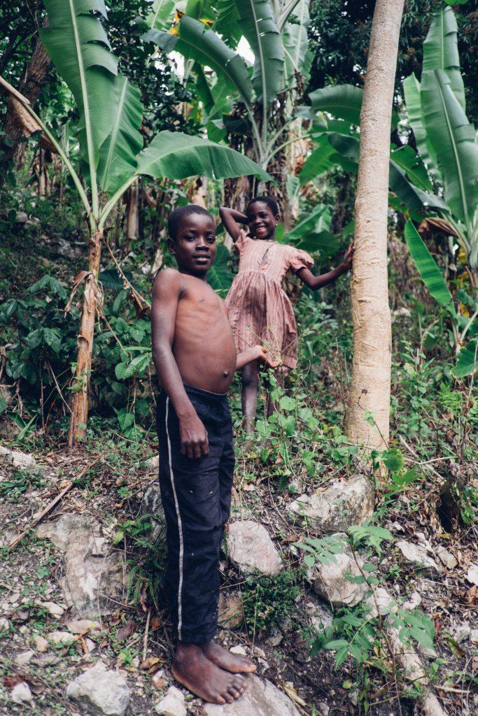 Children in Lestage