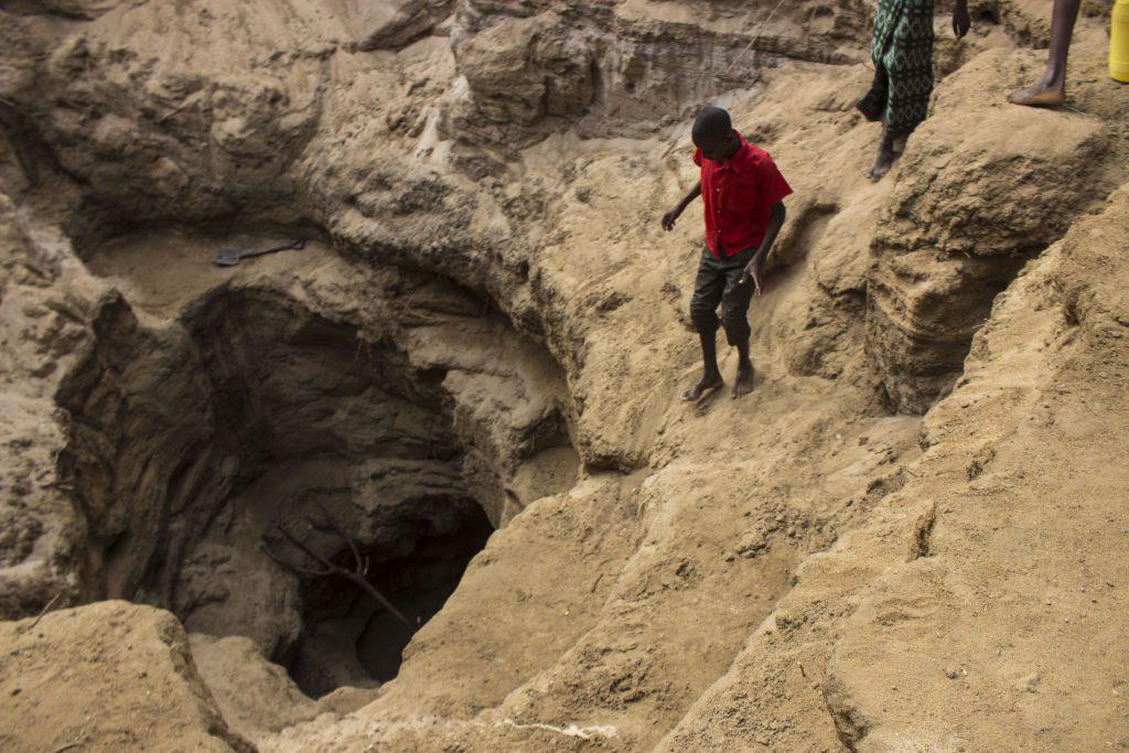 importance of clean water primary school Kenya